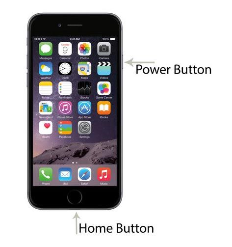 how to taking screenshot on iphone 6. Black Bedroom Furniture Sets. Home Design Ideas